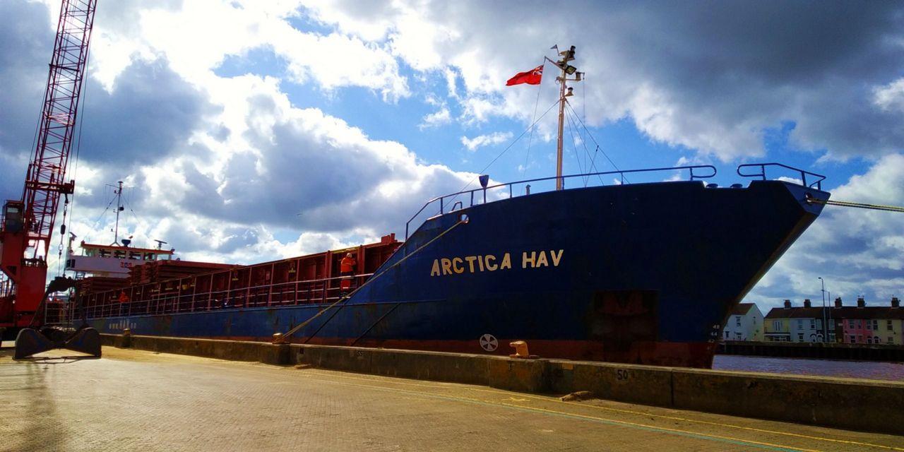 Arctica Hav in GY 11.03.19